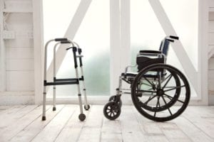Medicare covers durable medical equipment