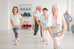 Some Medicare Advantage plan members qualify for the SilverSneakers program