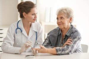 Medicare covers medical equipment necessary for diabetics
