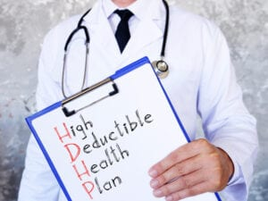 learn about Medigap high deductible health plans